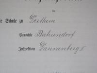 Chronik Drethem