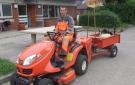 Herr Soltwedel, Gemeindearbeiter