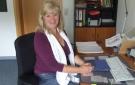 Frau Haberkost, Schulsekretärin
