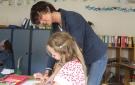 Frau Steinhauer, Hausaufgabenbetreuung