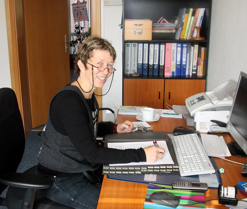 Andrea Schulze, Rektorin