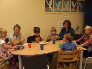 Kooperation zwischen Kindergarten und Grundschule